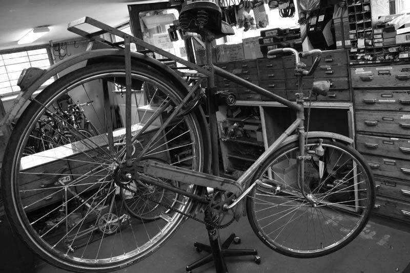 Begagnade cyklar bromma